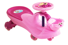 Go Toy Car ride on car plastic push swing car for kids with 360 degree wheels/swing car ride on toys/cheap kids swing car