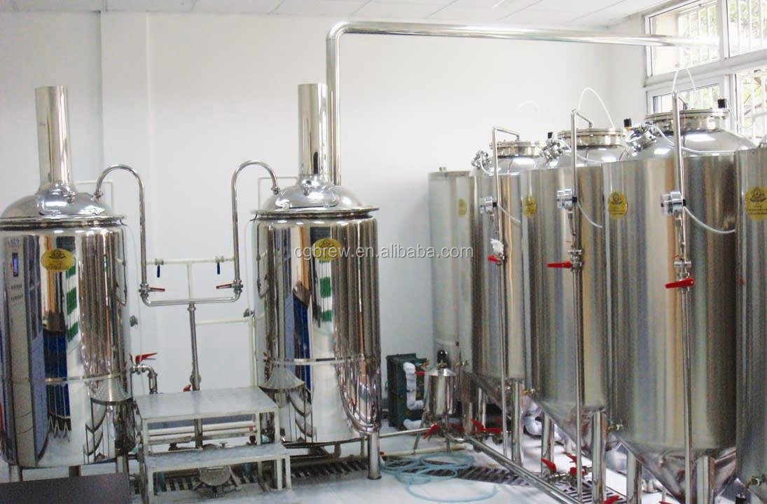 200l fermenting equipment craft beer processing steel brew for Craft a brew fermenter