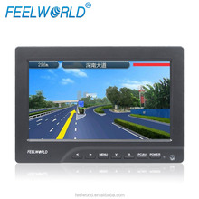 "7"" Full HD TFT small VGA HDMI touch screen Monitor LCD 12 volt"