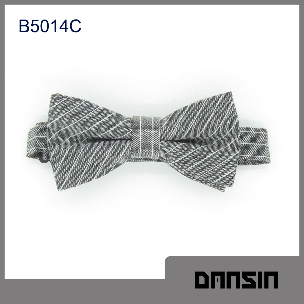 2016 Fashion High Quality Cotton Men Bow Tie