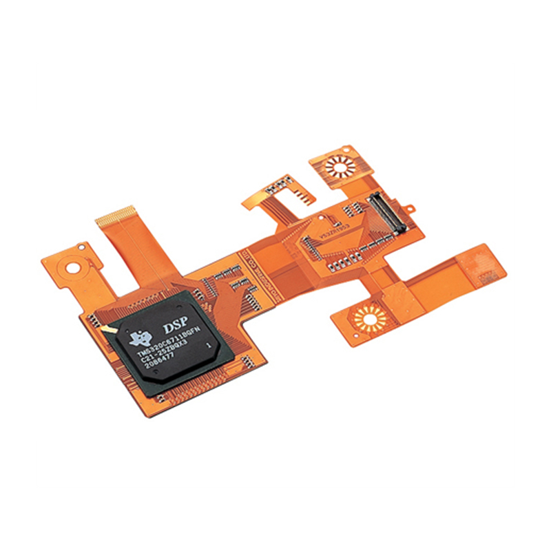 Nfc flexible pcb antenna fpc 2 layers printed board flexible pcb heater