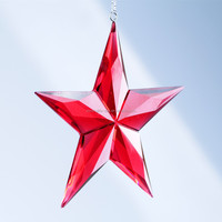 new product christmas decoration diamond star ornament