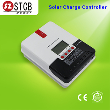 30a mppt charge controller 12v 24v for solar power systems