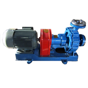 High efficiency RY series centrifugal air cooler heat vertical hot oil pump factory made in China