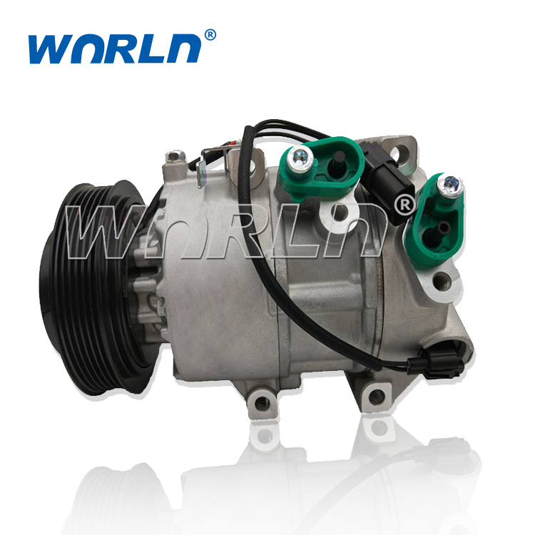 <strong>12</strong> Volt Car Air Conditioner <strong>Compressor</strong> VS16 for Hyundai Kia SPORTAGE ix45 SANTA 97701-2S500 1D27E-01600