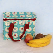 Wholesale Thermal Blue Doiley kids lunch cooler bag