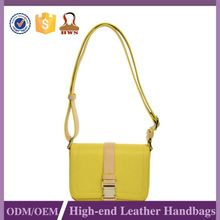 Guangzhou PU Famous Brand Casual Messenger Crossbody Leather Bag
