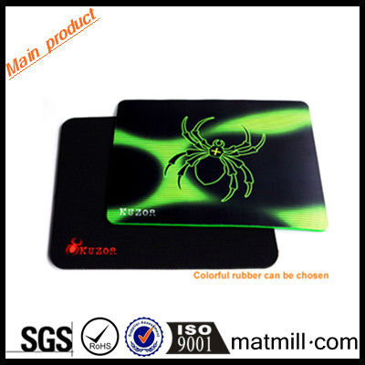 High imitation gaming mouse pad for both control&speed type