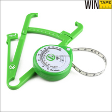 OEM&ODM Serice Green Color Promotion Gift Personalized Body Measurement Tape Set