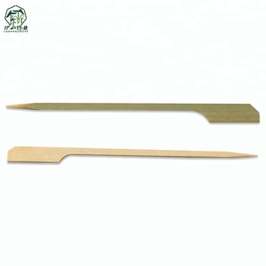 Hot sale kebab bamboo BBQ skewer