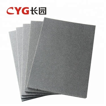 customized 5mm pe foam thermal insulation