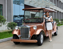 CE Approved, Electric Vintage Car, 4x4 electric vehicle