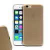 ultra thin phone case for iphone 6s gold color