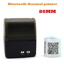 Android and IOS supported Bluetooth Mobile Thermal Printer Accept Barcode Printing (DL-5052)