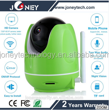 vision indoor ptz network diy home security wifi wireless ip camera