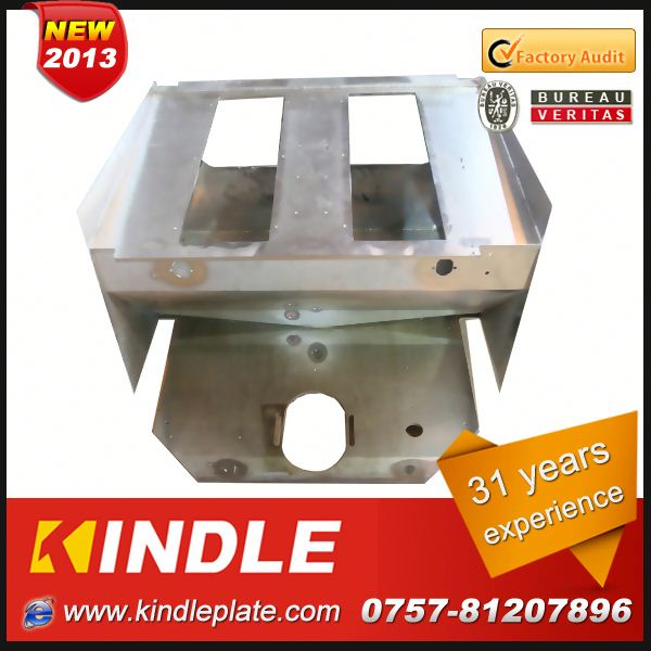 Kindle High Precise steel fabrication welding with 31 Years Experience