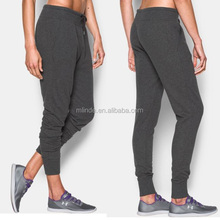Women Hiking Jogging Pants Cotton/Polyester Classic Joggers Super-soft French Terry fabric Tight Legging sweat pants Wholesale