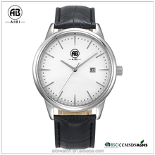 hands with date 5ATM water proof different styles of watches watch new style