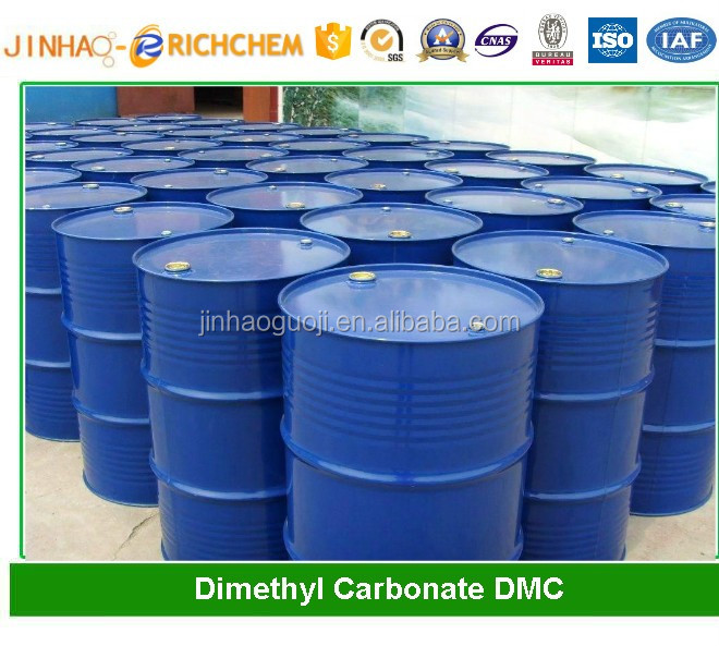 Raw Material Dimethyl Carbonate DMC CAS:616-38-6 for Sale