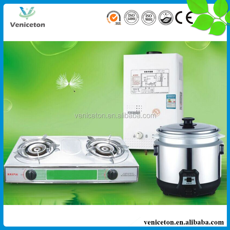 Veniceton New premium Biogas electric cooker aluminum material is good at heat conduction