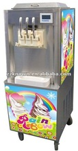 2012 HOT SALE floor soft icecream machine