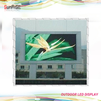Hot sale outdoor rental P3.91 small pixel led wall billboard showing vivid effect of video to attract your customer