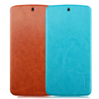 fashionable leather waterproof case for lg nexus 5