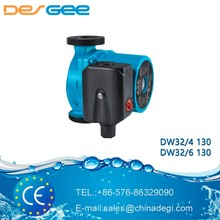 100% copper wire small water pressure booster pump hot&cold water circulating pump DW32/6 130
