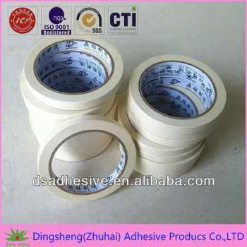 China factory wholesale good tension and stickness masking tape