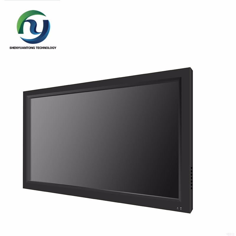 65 Inch Lcd Advertising Player Free Sexe Movie Download Wall Mounted Digital Signage