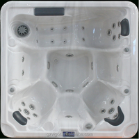 2015 hot sell water massage hot tub,free sex chinese massage hot tub,6 person sex bath tubs