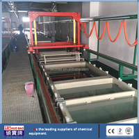ShuoBao silver electroplating plant for metal plating industry
