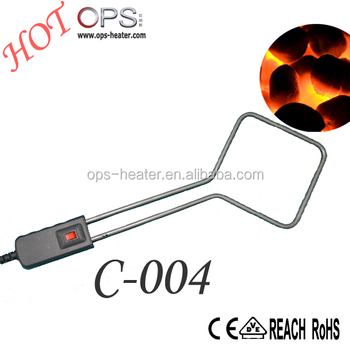 S3 electric charcoal starter with GS C-004