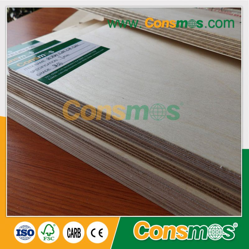 Trade Assurance Top Quality Fine Furniture Grade Plywood Suppliers