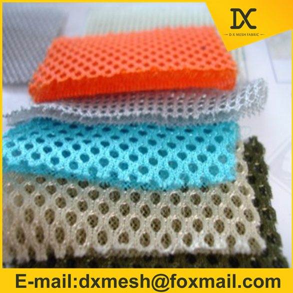 3D air mesh fabric for pillow for cushion for mattress motorcycle cover Material