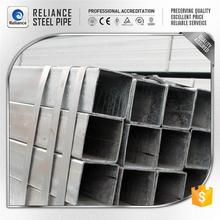 galvanized side rectangular pipes iran seamless pipe hot dipped galvanized rectangular steel