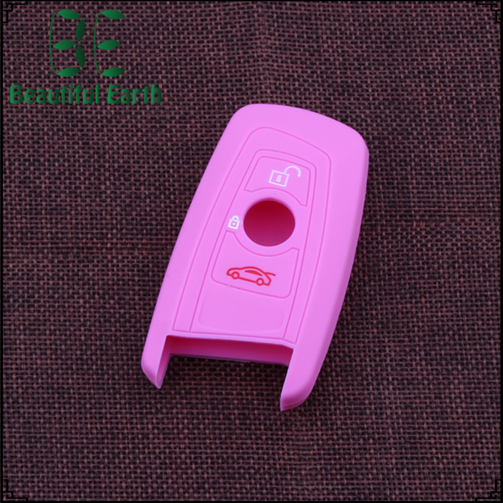 Shenzhen factory manufacturer of car silicone key case bmw key reader