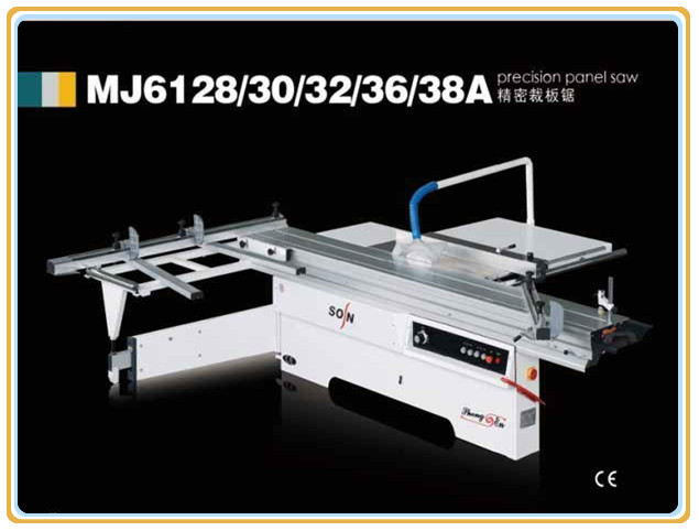 altendorf sliding table saw machine for board cutting MJ6130A