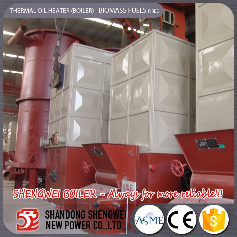 Factory Price Industrial Biomass Boiler Economizer