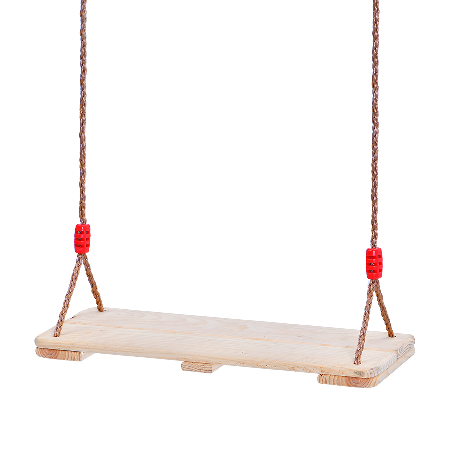 Deep mountain pine fancy swing practical kids wooden swings