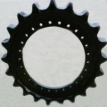 Track link dozer rails excavator chain sprocket wheel
