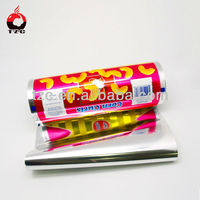 custom printing film food bopp film roll scrap