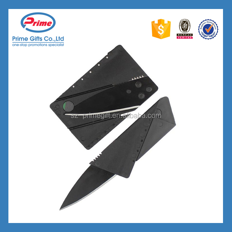Wholesale Credit Card Pocket <strong>Knife</strong> without Logo