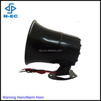 Waterproof auto horn speakers, excellent police electronic sirens and 12v horn sirens and horns