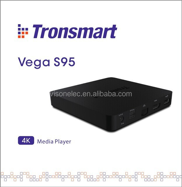 Tronsmart Vega S95 Pro Android TV Box Amlogic S905 Quad Core 1GB/8GB