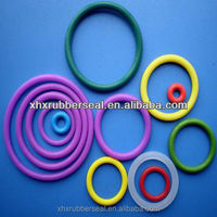 China Suppiler nbr/viton/silicone/epdm rubber o-ring flat washers gasket