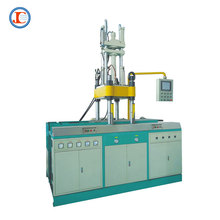100-500T Energy-Saving Double Sliding Board Vertical Lsr Injection Molding Machine