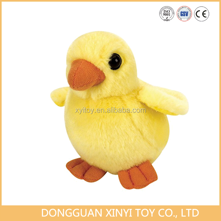 For pet dog toys Small size OEM custom made diog toys plush chicken