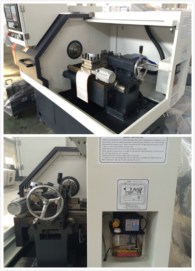 High quality ck6136 type mini china cnc lathe machine price