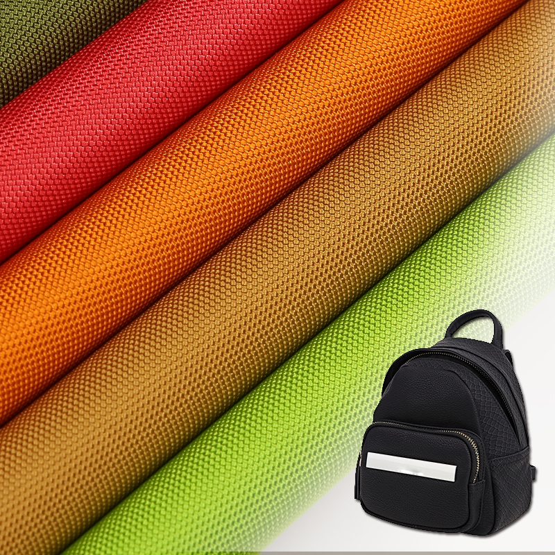 Abrasion resistance diamond pvc nylon fabric for quality buyer